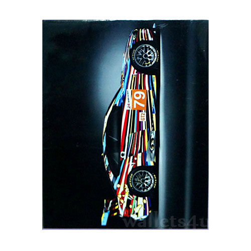 Magic Wallet, Racing Car, Colorful - MWCMP0117