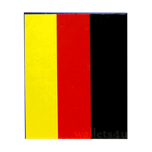 *Magic Wallet, German Flag, deutsch flagge brieftasche - 0136