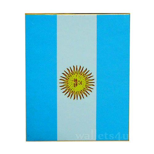 Magic Wallet, Argentina Flag - 0144