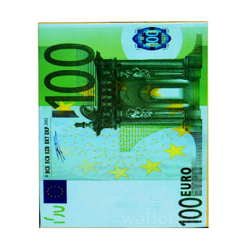 *Magic Wallet, BankNote, One Hundred Euro - MWSP 0196