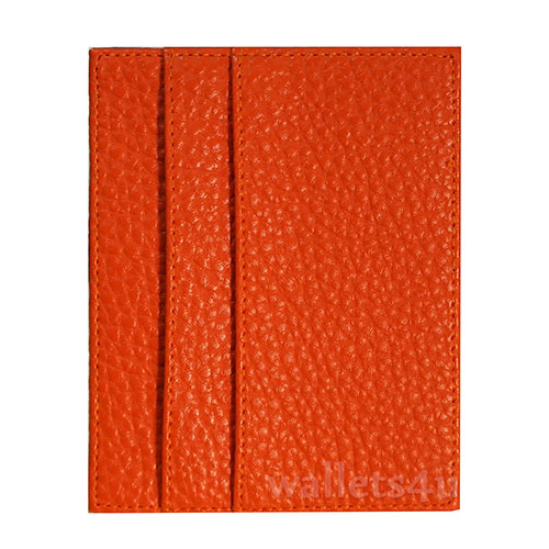 Magic Wallet, Grainy Orange, multi card - MC0267