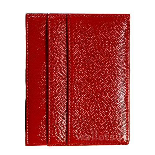 Magic Wallet, Grainy Red, multi card - MC0268