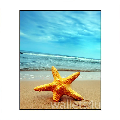 Magic Wallet, Starfish - MWAP0106