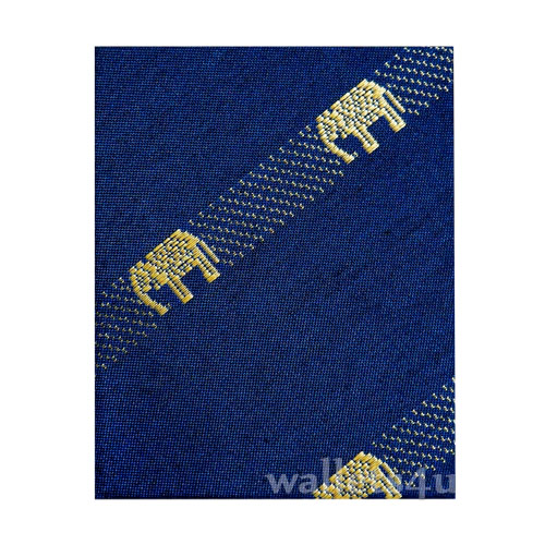 Magic Wallet, MWPD0060, Thai Elephant Blue