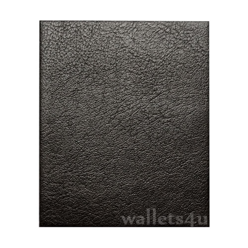 Magic Wallet, MWPD0035, Leather Black