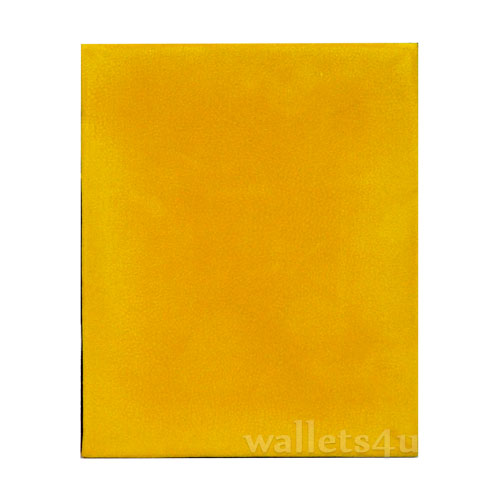 Magic Wallet, MWPD0032, Fabric Yellow