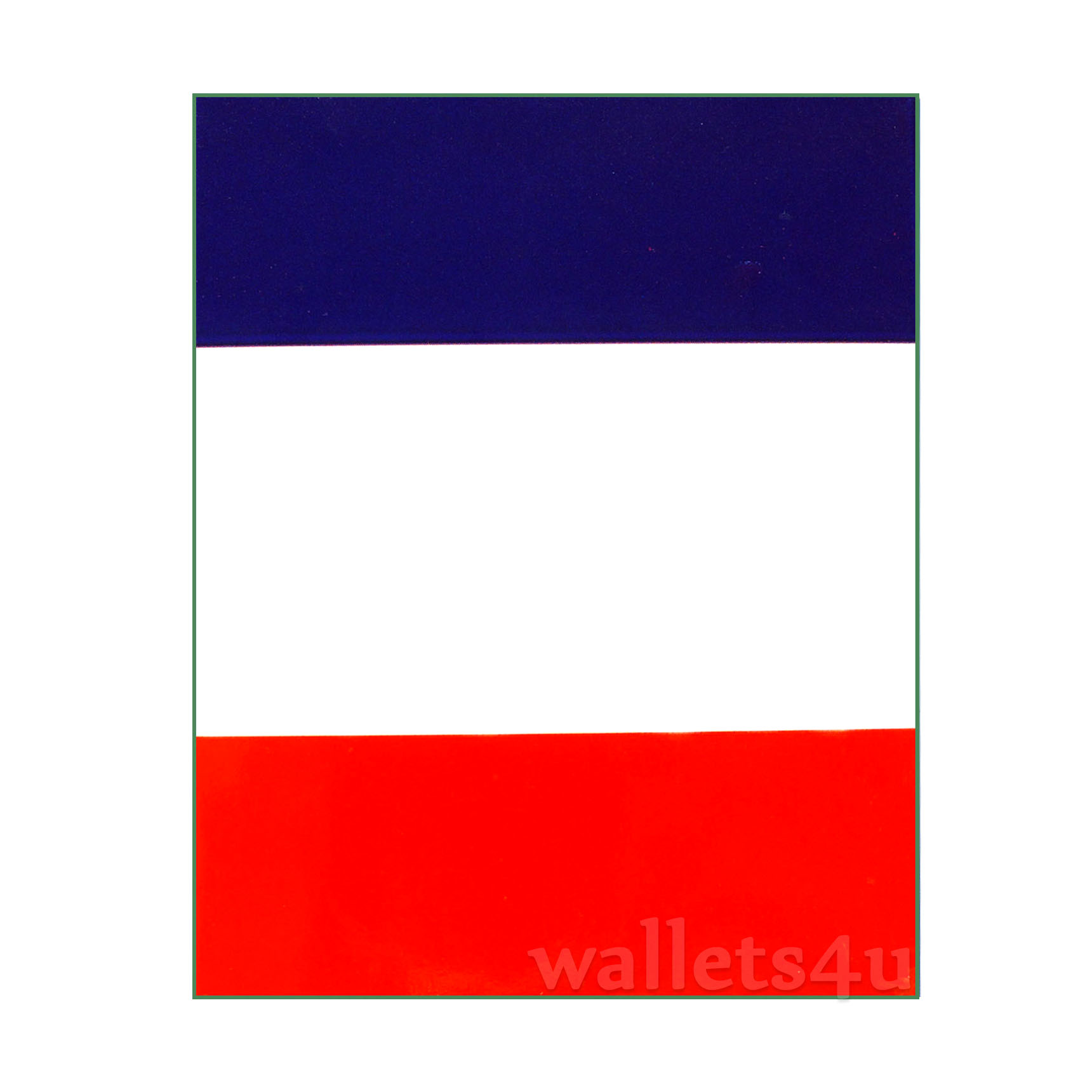 Magic Wallet, French Flag, drapeau français portefeuille - 0148