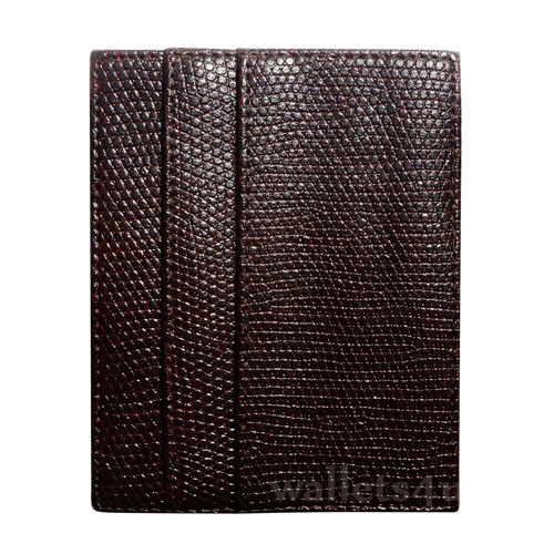Magic Wallet, grainy Brown, multi card - MC0265