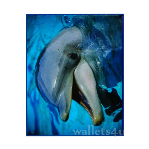 *Magic Wallet, Dolphin - MWAP0071
