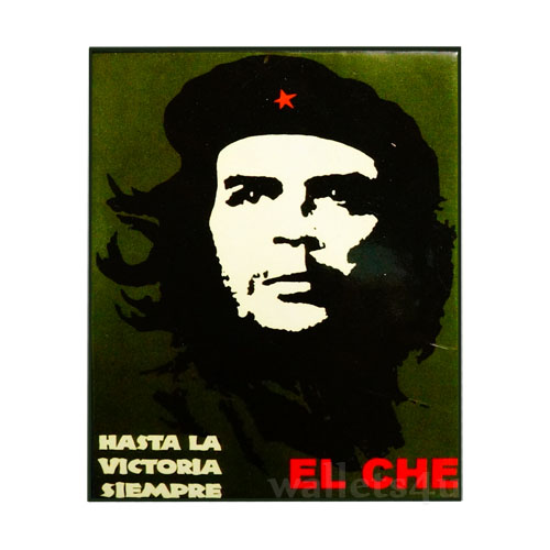 Magic Wallet, Che Guevara (Green) - MWFMSP 0187