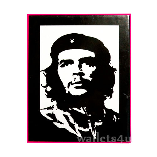 Magic Wallet, Che Guevara (Black) - MWFMSP 0185