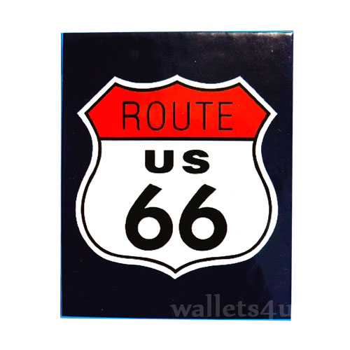 *Magic Wallet, Route US 66 - MWSP 0203