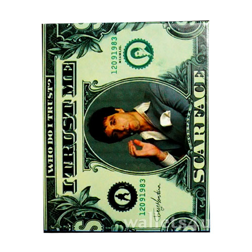 "Magic Wallet, Scarface ""I Trust Me"" - MWSP 0247"