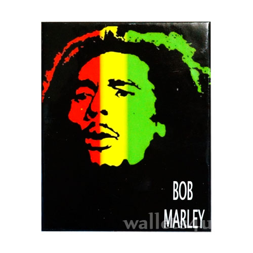 Magic Wallet, Bob Marley - MWFMSP 0181