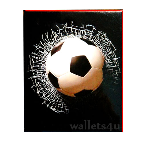 Magic Wallet, Football Ball - MWSPP 0178