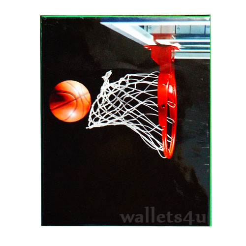 Magic Wallet, Basketball Ball - MWSPP 0174