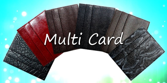 Magic Wallet Multi Card